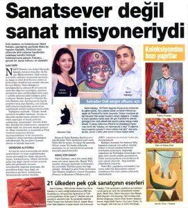 Sedef Narin - Habertürk
