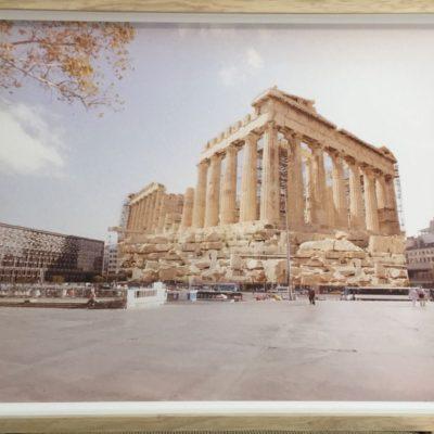 Işıl Eğrikavuk, Change Will Be Terrific! Taksim-Parthenon, 2012, Digital print, edition 3; 1AP, 50x32 cm.