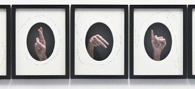 Fumai Chiara, W.A.R.N.I.N.G, 2016, Mixed media, c-print, paper/ink, edition 1/3+ap, 30x40 cm. (each of the 7 pieces)
