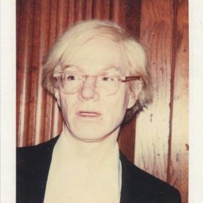 Brigid Berlin, Untitled (Andy Warhol) BB16 23, 1973, Polaroid, 10.6x8.3cm