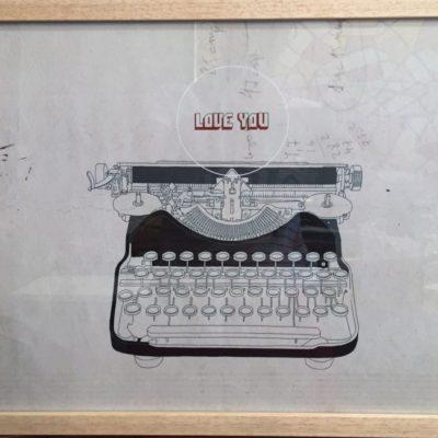 Maya Sumbadze, Untitled, 2014, Digital print, edition 20+10, 27x39 cm.