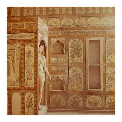 Erol Akyavaş, Untitled (Topkapı series), Archival pigment print on Fine Art paper, 80x80 cm., 4/5ed. + (2AE).