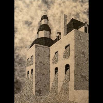 Erinç Seymen & Uğur Engin Deniz, Worrying mansion, 2017, HD video Loop Ed. 1/5 + 2 A. P.