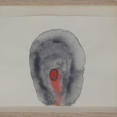 İz Öztat, Pleasure/Sizzle, 2018, Watercolor on paper, 30x21 cm.