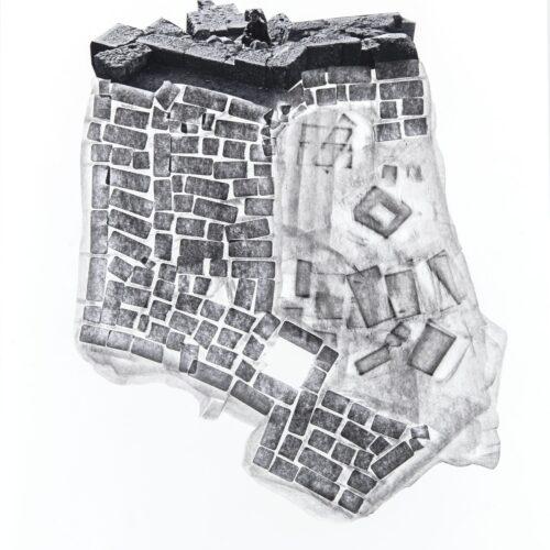 Hera Büyüktaşçıyan, Lithic Verses, 2020, 52x38 cm.