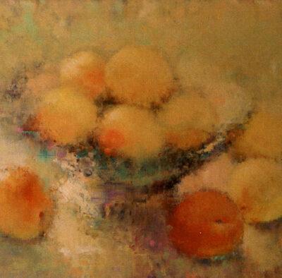 Tebriz Abdullayev, 1999, Oil on canvas, 44x61 cm.