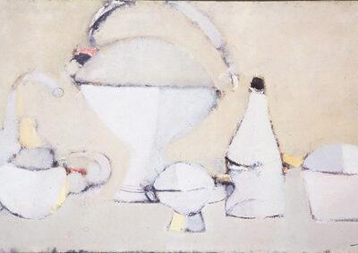 Tebriz Abdullayev, 1999, Tuval üzerine yağlıboya, 61x124 cm.