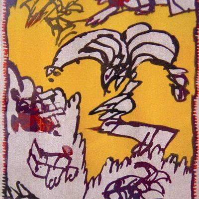Pierre Alechensky, Print, 85x60 cm.