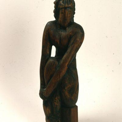 Akif Askerov, Wood, 60x15x17 cm