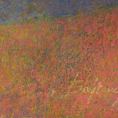 Muhamed Bajramovic, 1991, Oil on canvas, 20x30 cm.