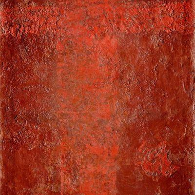Ferruh Başağa, Cross, 1968, Oil on canvas, 115x90 cm.