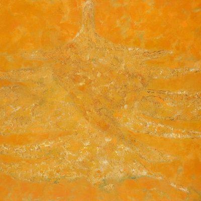 Ferruh Başağa, 1967, Oil on canvas, 70x100 cm.
