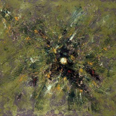 Ferruh Başağa, 1965, Oil on canvas, 98x120 cm.