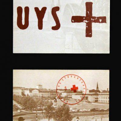 Joseph Beuys, Postcard.