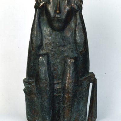 Dronov, Bronze, 36x14x18 cm.