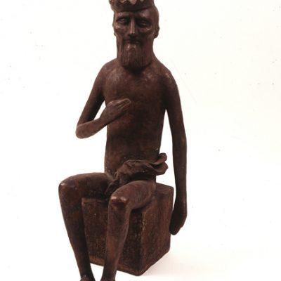 Dronov, Bronze, 48x25x21 cm.