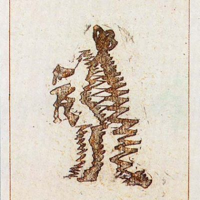 Max Ernst, Print, 48x36 cm.