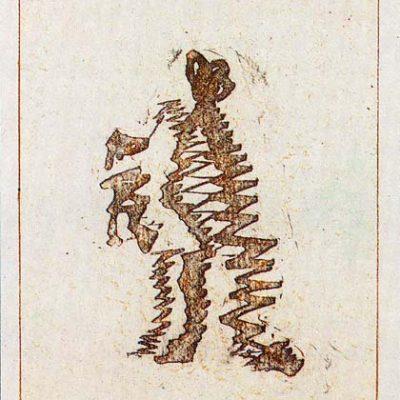 Max Ernst, Baskı, 48x36 cm.