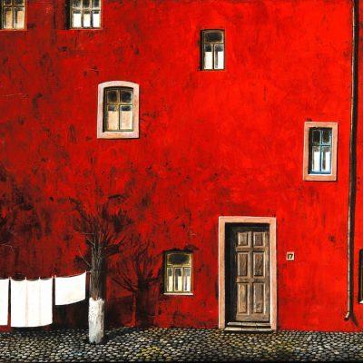 Zurab Gikashvili, 2008, Oil on canvas, 80x100 cm.