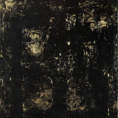 Gia Gugushvili, 2007, Oil on canvas, 175x147 cm.