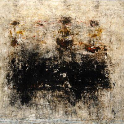 Gia Gugushvili, 2008, Oil on canvas, 147x175 cm.