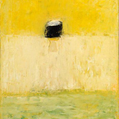 Gia Gugushvili, 2008, Oil on canvas, 81x60 cm.