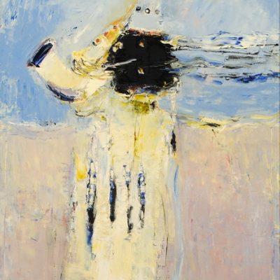 Gia Gugushvili, 2008, Oil on canvas, 80x120 cm.