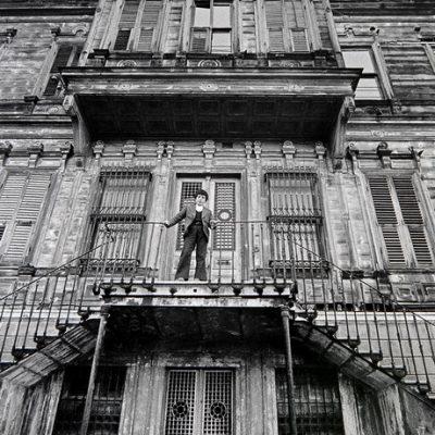 Ara Güler, A mansion in Kandilli, 1985, 132 x 90 cm.