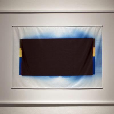 Özlem Günyol & Mustafa Kunt, Flag-s, 2009, Thermal transfer print, 105x150 cm.