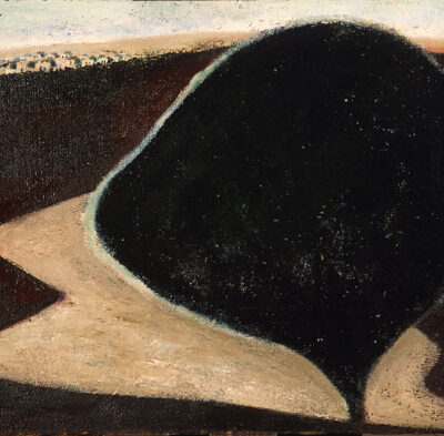 Ferhat Halilov, Oil on canvas, 70x100 cm.