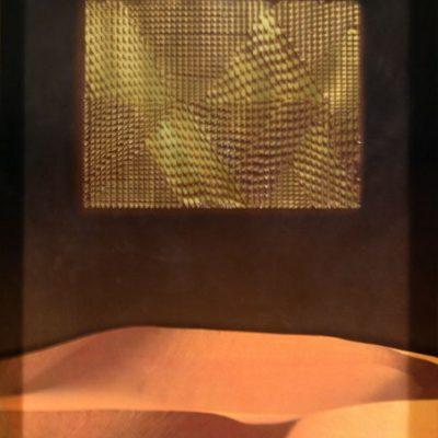 Heinz Mack, Print, 91x68 cm.