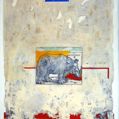 Galim Madanov, 1996, Oil on canvas, 120x90 cm.