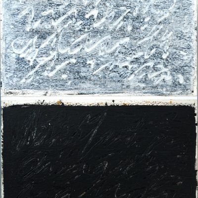 Edin Numankadic, Inscriptions 1997-2003, 2007-2008, Acrylic on paper, 116x77 cm.