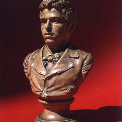 Yervant Oskan, 1880, Bronze, 26x14,5 cm.