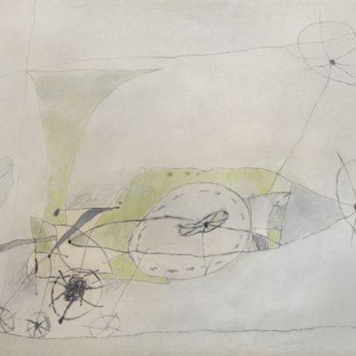 Altay Sadıkzade, Apparatus, 2005, Tuval üzerine yağlıboya, 130x175 cm.