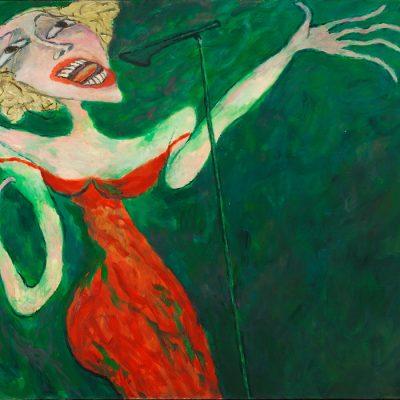 Altay Sadıkzade, 2004, Oil on canvas, 120x150 cm.