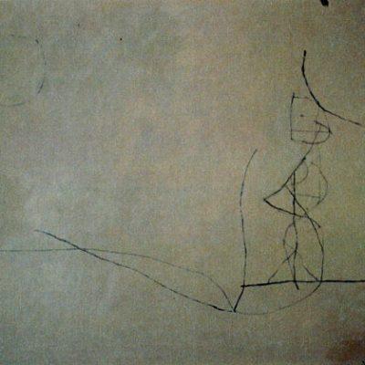 Altay Sadıkzade, Nirvana, 2005, Tuval üzerine yağlıboya,120x150 cm.