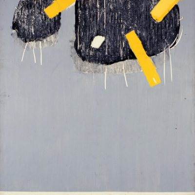 Aidan Salakhova, 1988, Oil on canvas, 160x120 cm.