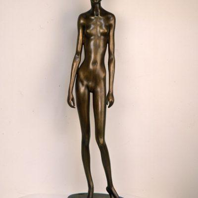 Heinz Schwarz, Bronze, 68x19 cm.