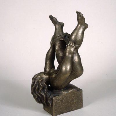 Quiknemurad Yarmamedov, Bronze, 28x20x23 cm.